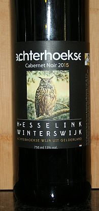 Wijngaard Hesselink Cabernet Noir