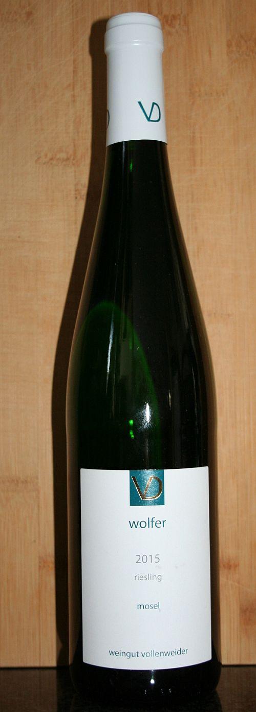 Weingut Vollenweider Wolfer