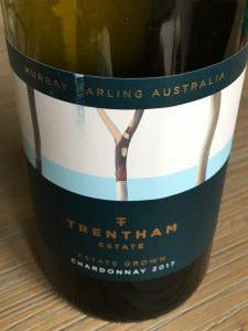 Murray Darling Chardonnay 2017, Australië