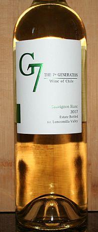 G7 Sauvignon Blanc