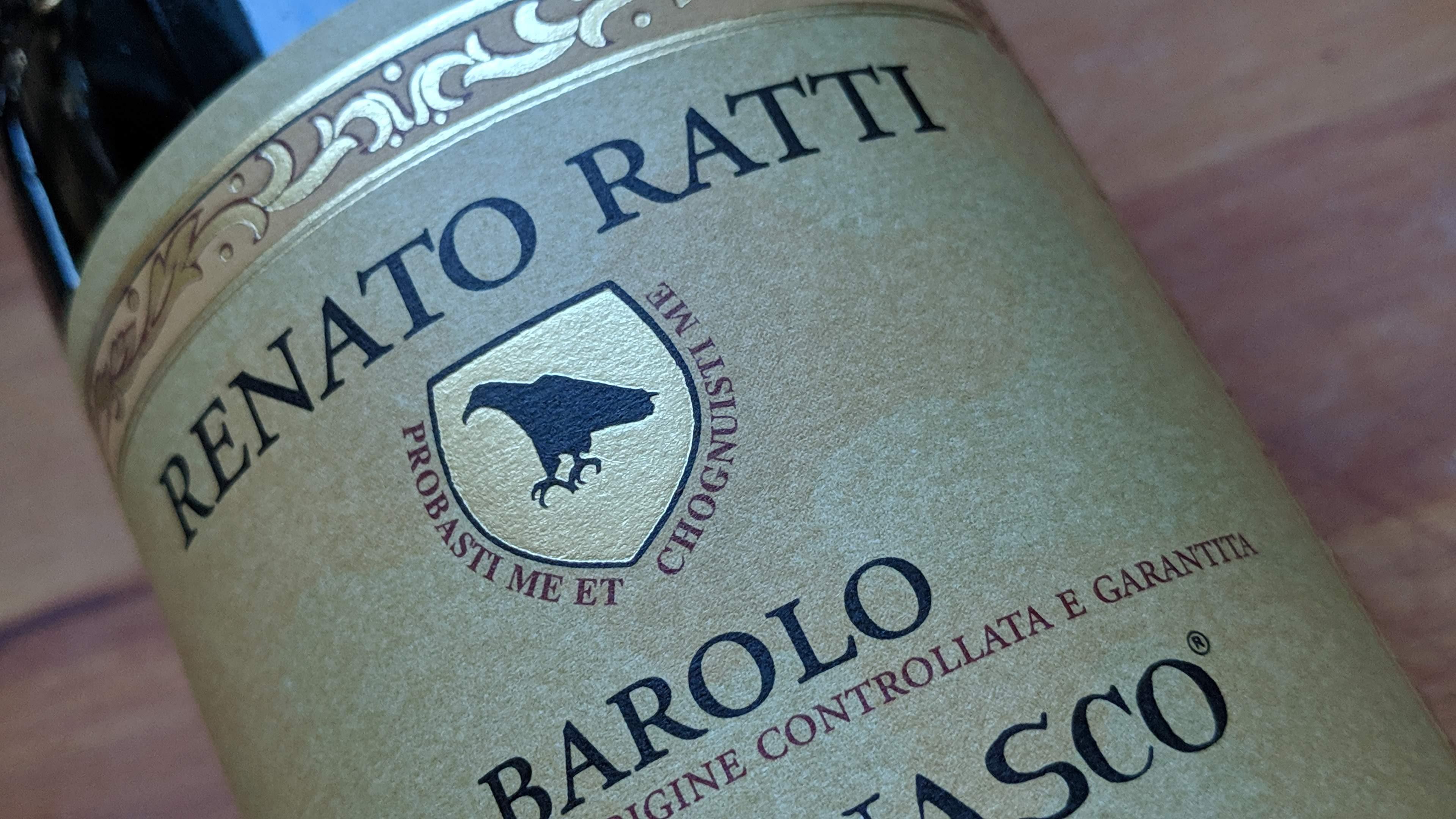 Renato Ratti Barolo Marcenasco, een top barolo getest en geproefd