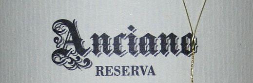 Anciano Reserva