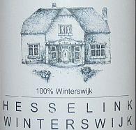 Wijngaard Hesselink. Souvignier Gris uit Nederland