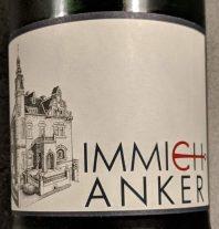 Immich Anker I-A, 2017, Riesling Trocken, Moezel, Duitsland