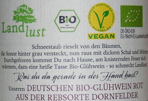 Landlust Gluhwein
