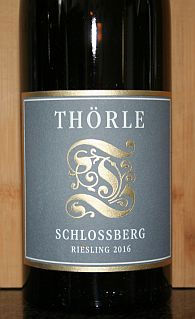 Thoerle Schlossberg Riesling
