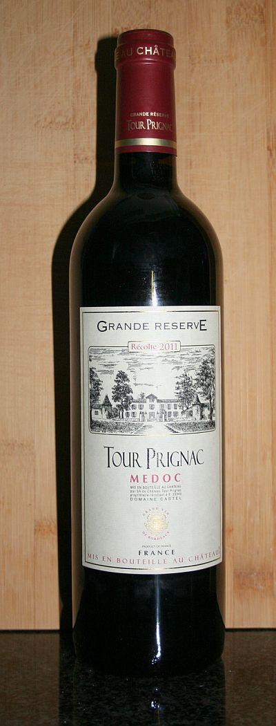 Tour Prignac, lekkere rode Bordeaux