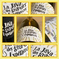 La Java des Grandes Espérances Sauvignon Blanc 2017, AC Touraine, Loire, Frankrijk