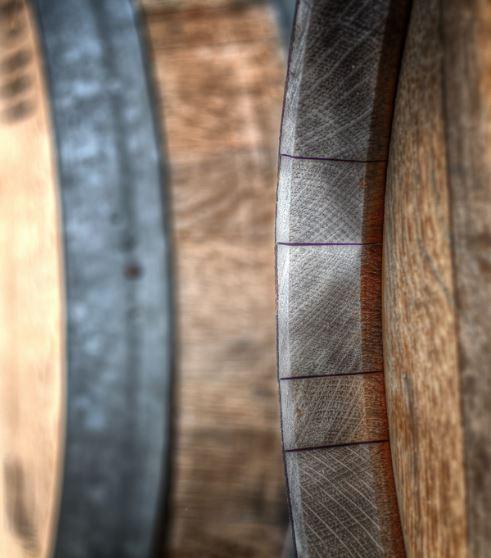 premier grand cru vaten voor whisky