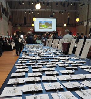 Bordeaux wijnen uit 2016, de beste wijnen uit de Bordeaux wijn classificatie. de entree