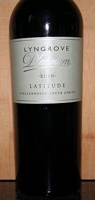 Lyngrove Platinum Latitude