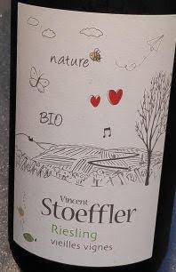 Riesling Vieille Vignes van Stoeffler uit de Alsace