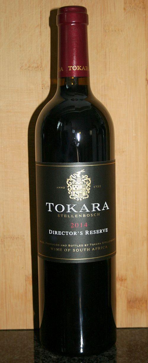 Tokara Director's Reserve