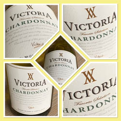 """Victoria """"Favorite Selection"""" Chardonnay 2018; een vriendelijke dame…."""