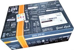 greetz surprise doos met wijn