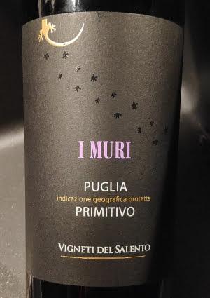 rode wijn uit Puglia