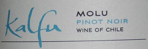 Kalfu Molu Pinot Noir