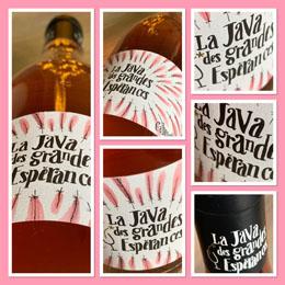 La Java des Grandes Espérances Rosé 2017…laat de zomer maar komen!