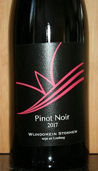 Wijndomein Stokhem Pinot Noir