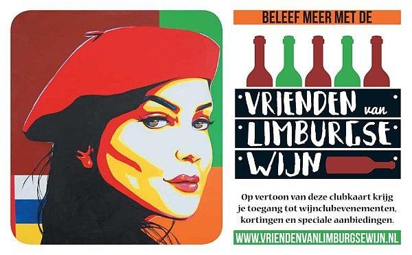 Vrienden van Limburgse wijn