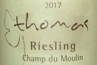Andre Thomas Riesling