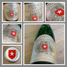 Apostelhoeve Auxerrois 2018; een heerlijke wijn van Nederlandse bodem
