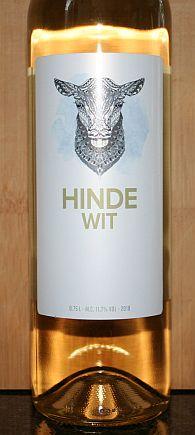 De Wijnmakers Hinde Wit