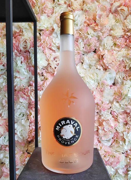 Hoe smaakt de Miraval Rosé