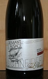 Cremant D'Alsace Brut