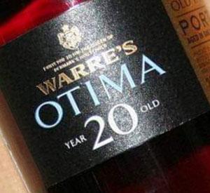 oude rode wijn van 20 jaar oud