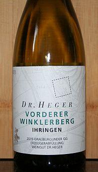 Dr. Heger Vorderer Winklerberg