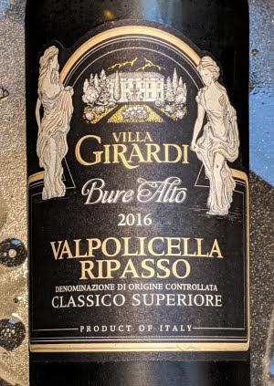 Valpolicella Ripasso is een dijk van een wijn. De Ripasso hoort in het rijtje van beste wijnen van Italië.