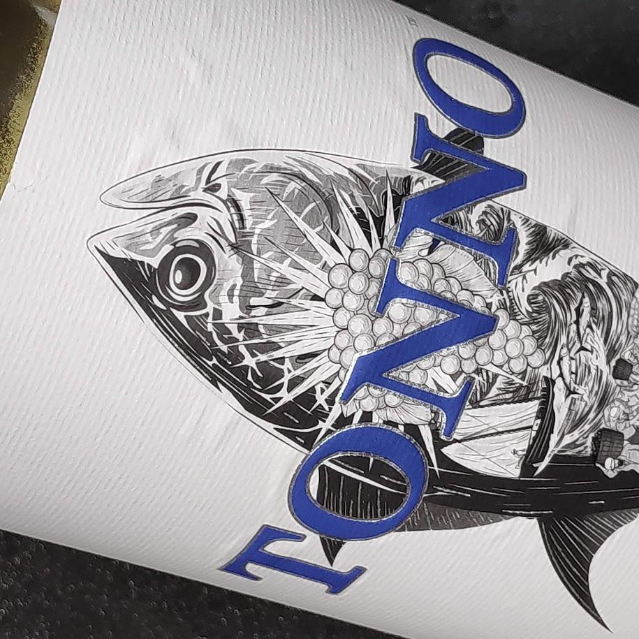 een witte wijn voor bij salades en vis detail in kleur