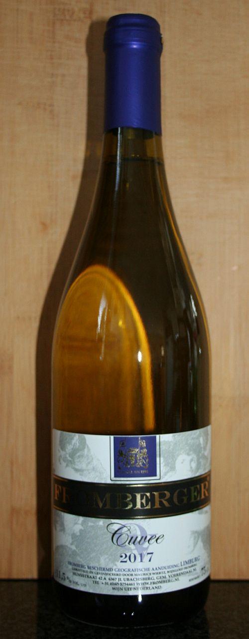 Wijngoed Fromberg heeft hiermee een frisse wijn uit Limburg