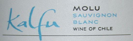Kalfu Molu Sauvignon Blanc