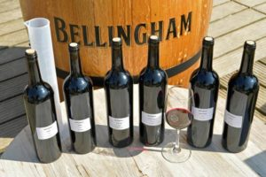 Unieke blend voor de wijnen van Bellingham