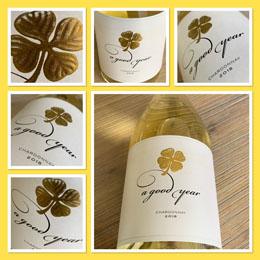 A Good Year Chardonnay 2018 is een best leuke wijn en verkrijgbaar bij Wijnkoperij Storms