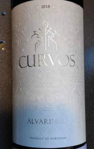 Curvos, Alvarinho van Gall & Gall uit Portugal