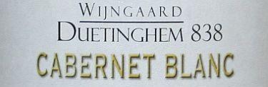 Wijngaard Duetinghem