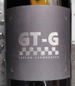 GT-Grenache, biologische Côtes du Rhône Village uit 2017 van Vermeersch