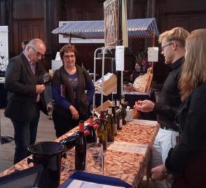 Gewoon een leuk wijnfestival in Maastricht