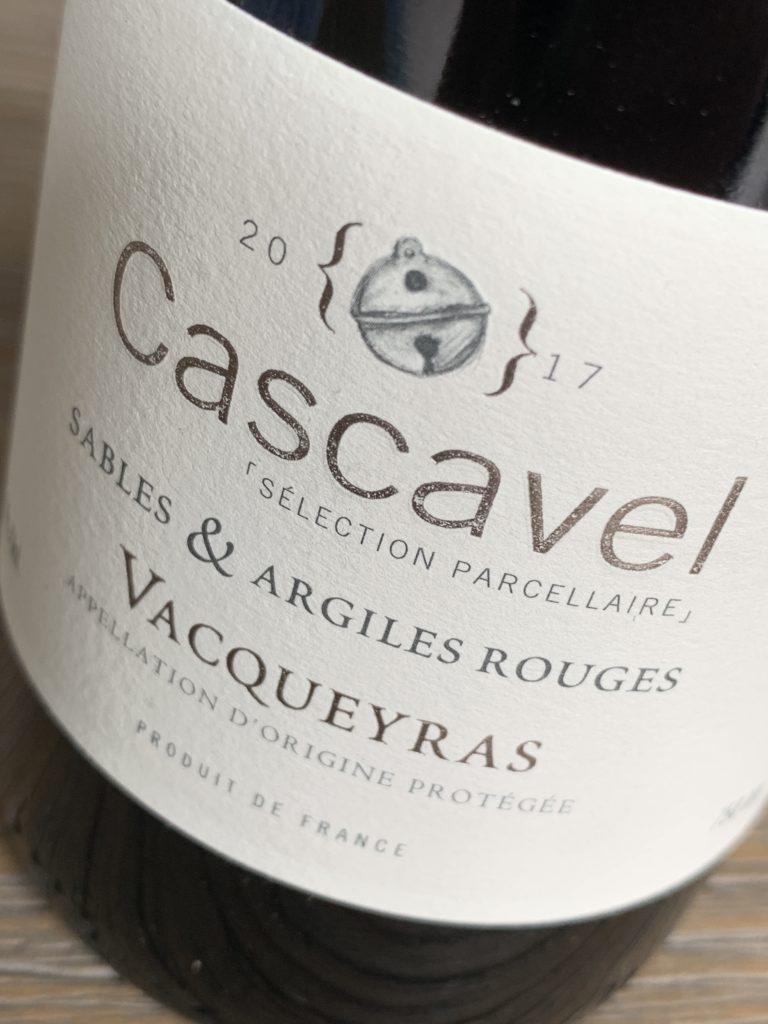 Domaine de Cascavel 'Sables & Argiles' 2017