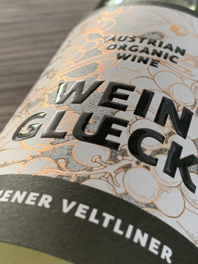 WEINGLUECK Grüner Veltliner 2018
