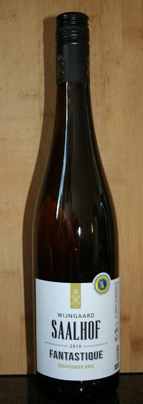 Wijngaard Saalhof