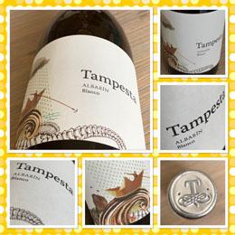 Tampesta Albarin 2016; een bijzondere wijn van Storms.nl