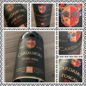 Cardamore Rosso 2016; een super Toscaan van de Wijnbeurs