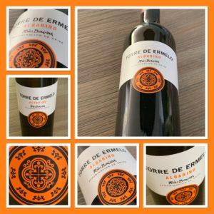 Torre de Ermelo 2018; een (h)eerlijke zomerwijn van de wijnbeurs