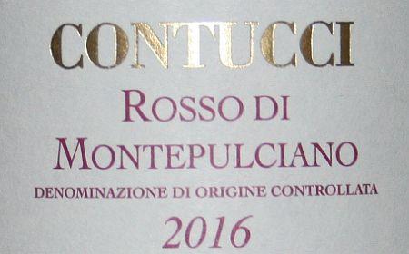 Contucci Rosso di Montepulciano