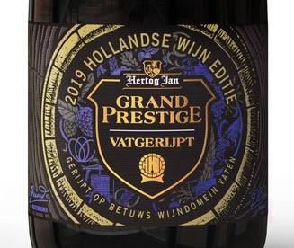 Speciaal bier uit een Nederlands wijnvat
