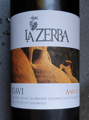 Wijnmaker zoekt een importeur: La Zerba Anfora, Gavi 2017, Italië